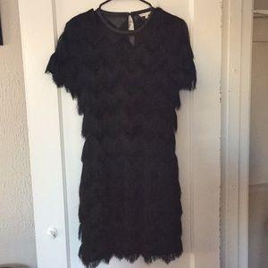 Rebecca Minkoff Fringe Dress